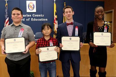 Board honors students' accomplishments