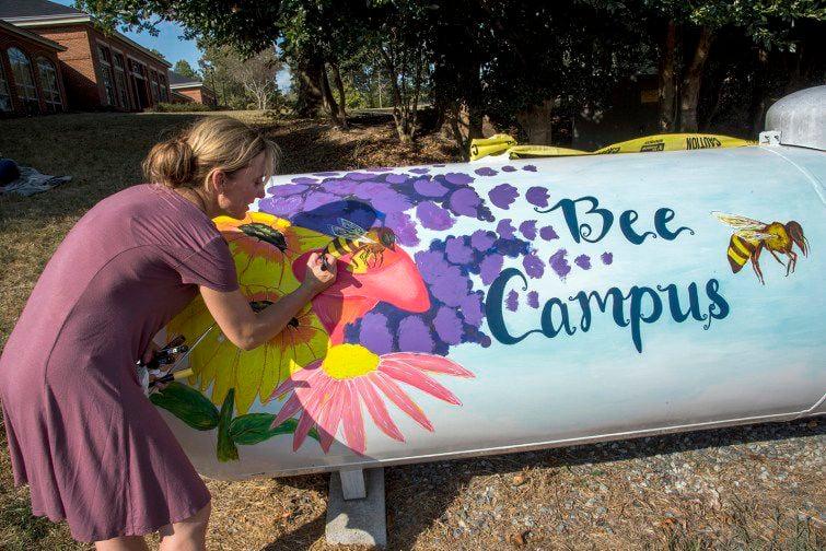 CSM earns recertification as bee campus