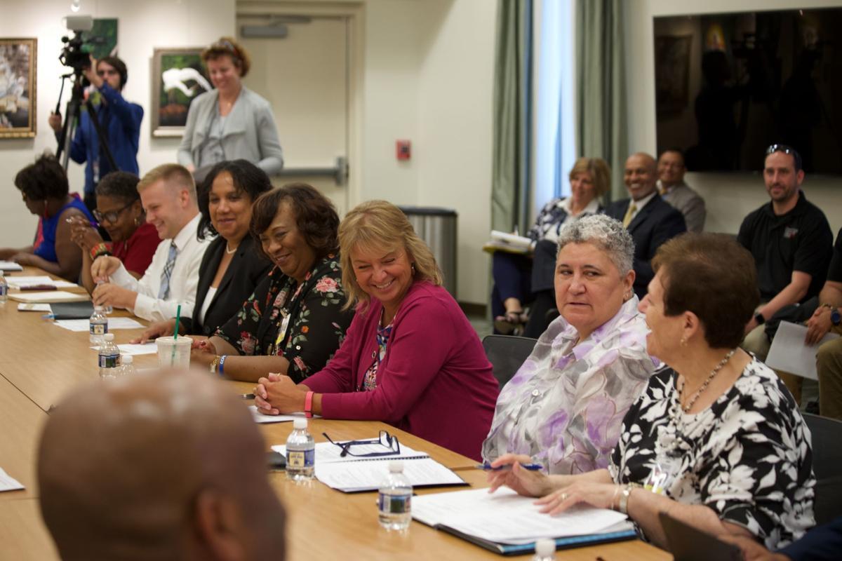 Legislators review state bill process