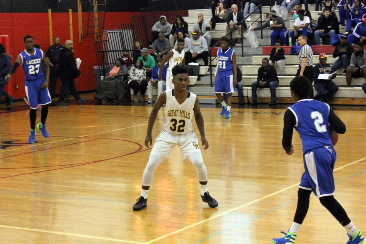 Toyota Of Southern Maryland >> Lackey Competes In Toyota Of Southern Maryland Holiday Hoops