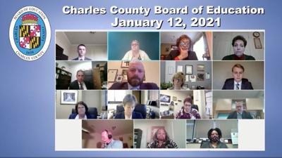 Charles county school board