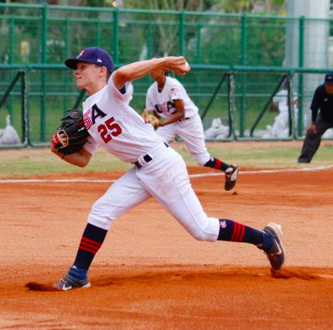 Mechanicsville resident Adkins plays on U S  national team at 12-U