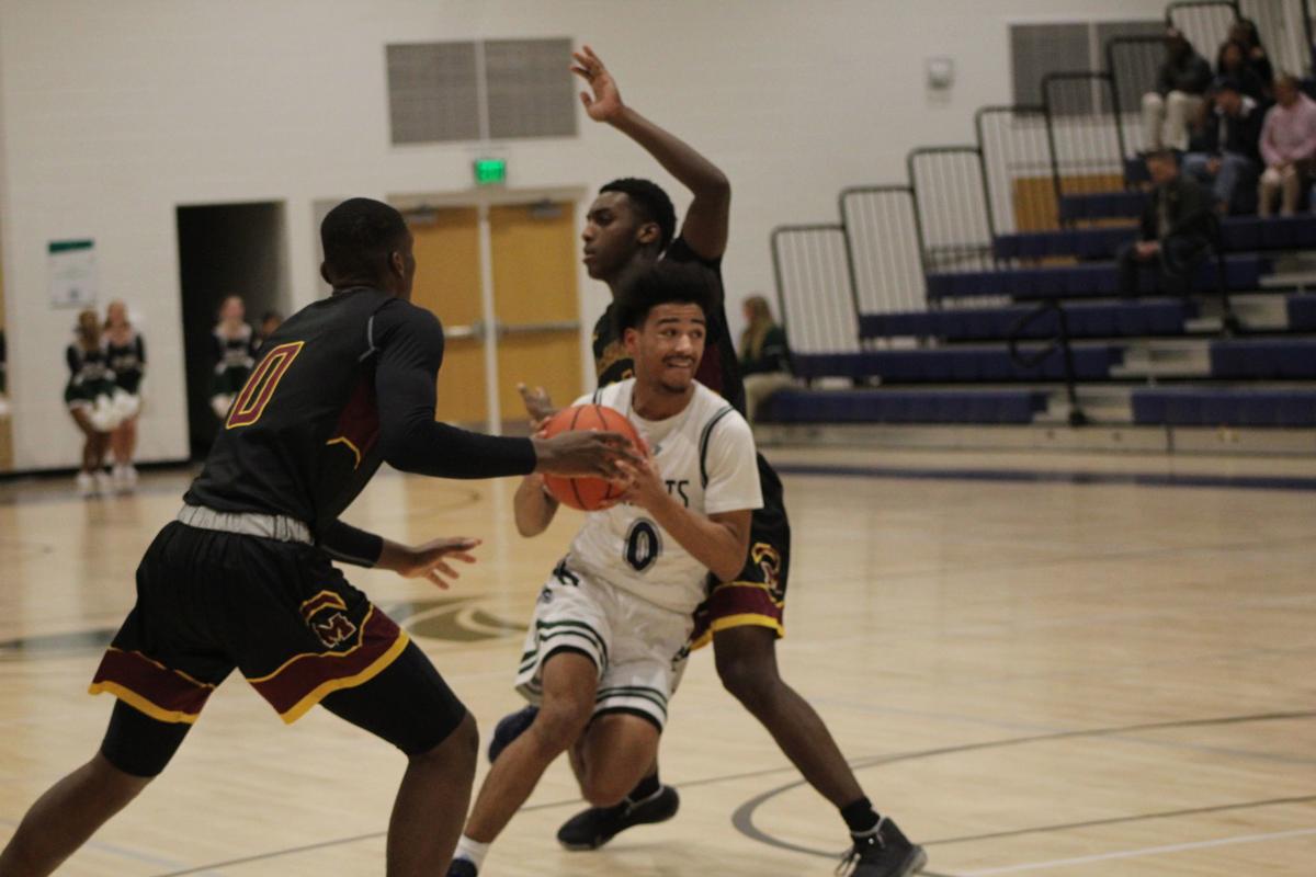 Ben Williams (St. Mary's Ryken boys basketball)