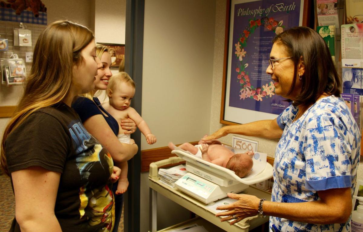 CMH birth center receives baby-friendly designation