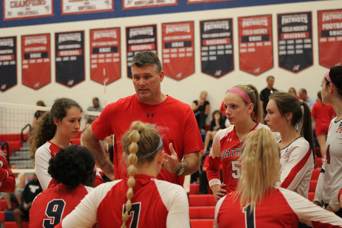 Bobby Gibbons (Northern head volleyball coach)