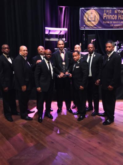 Waldorf masonry group receives Lodge of the Year