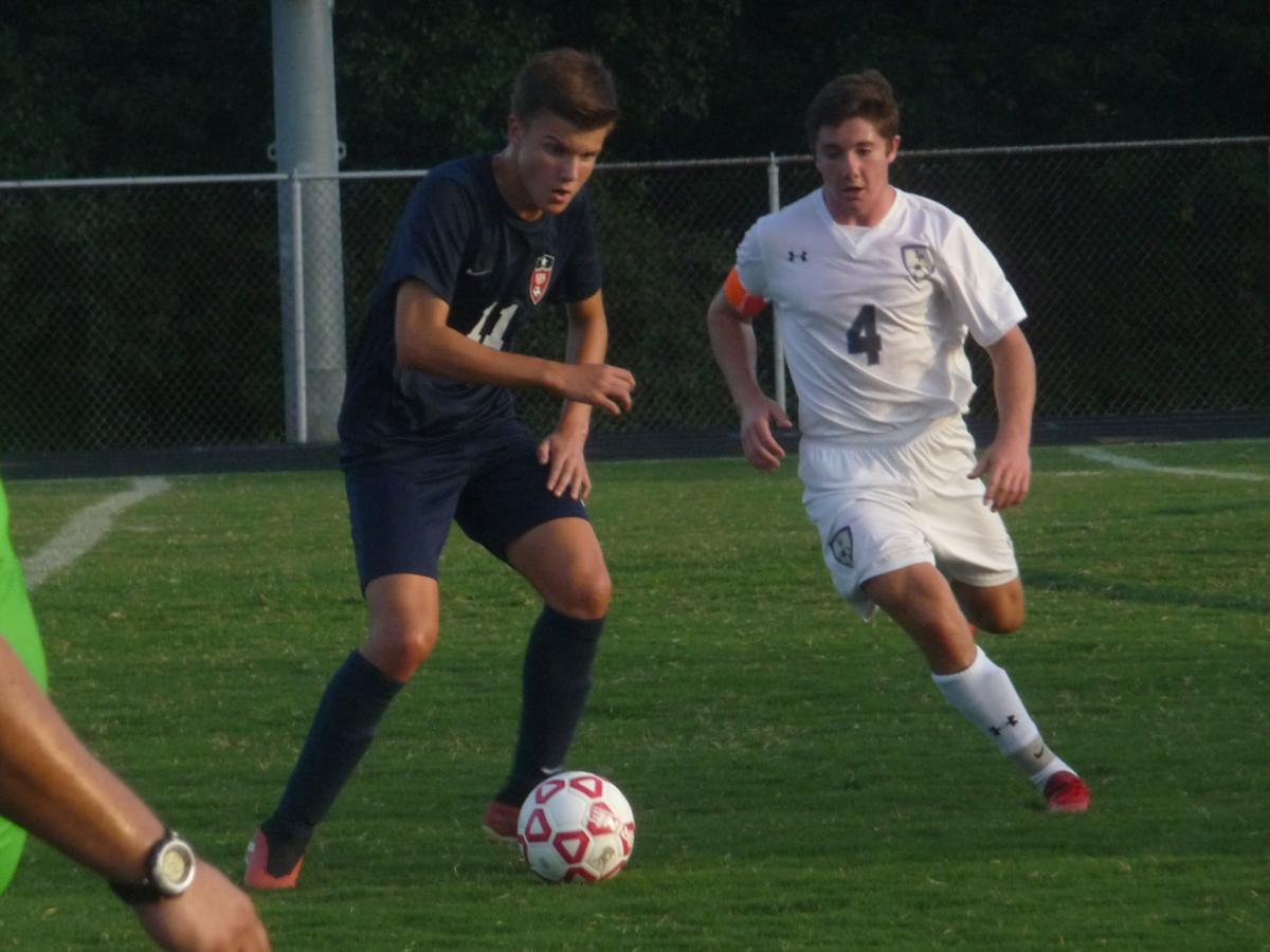 Jack Fiacco (Northern boys soccer), Owen Butler (La Plata)