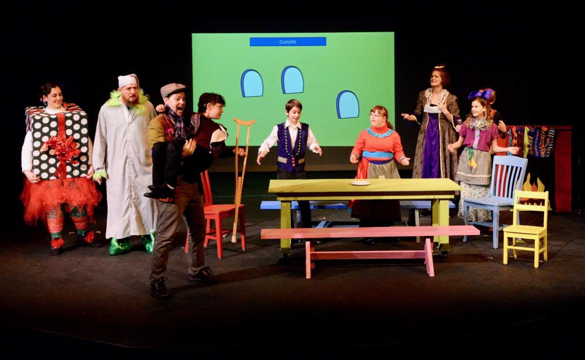 Newtowne Players offer new take on holiday classic
