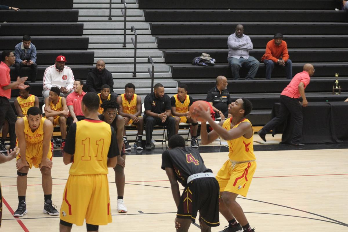 Asa Williams (North Point basketball)