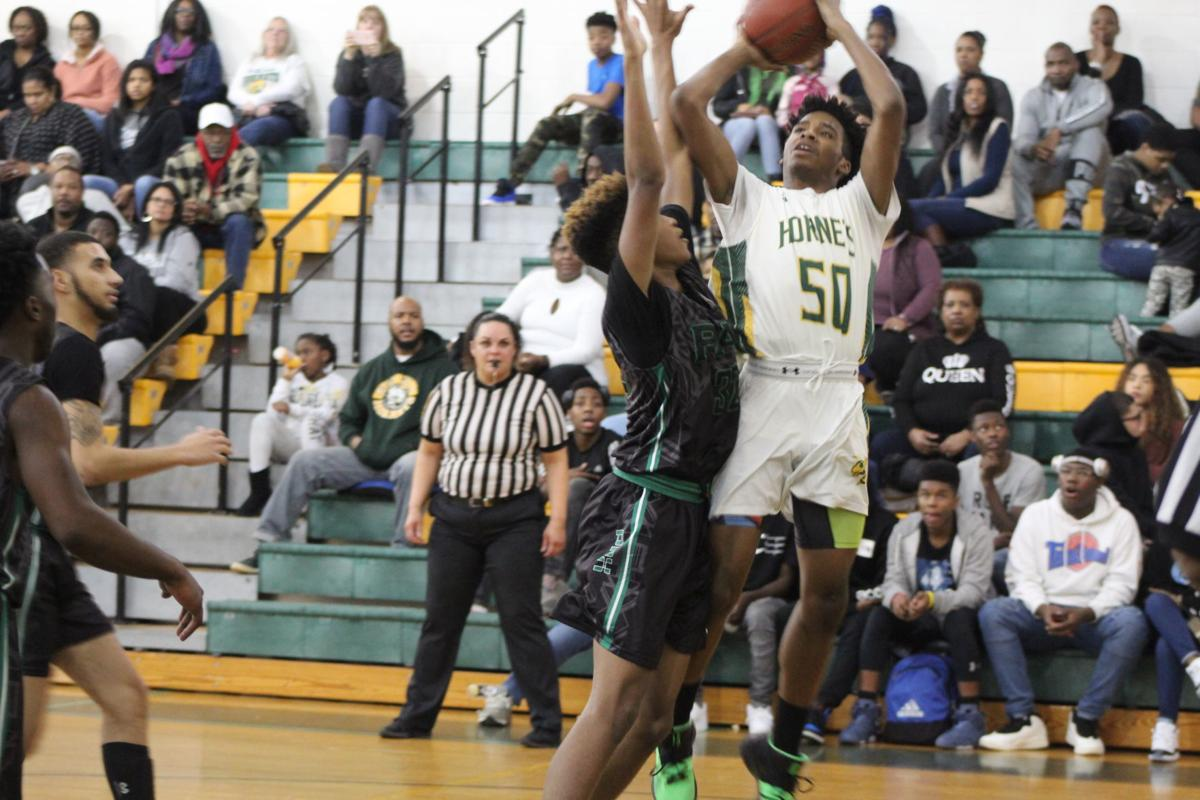 Jalil Ford (Great Mills boys basketball), Quentin Boakye (Patuxent boys basketball)
