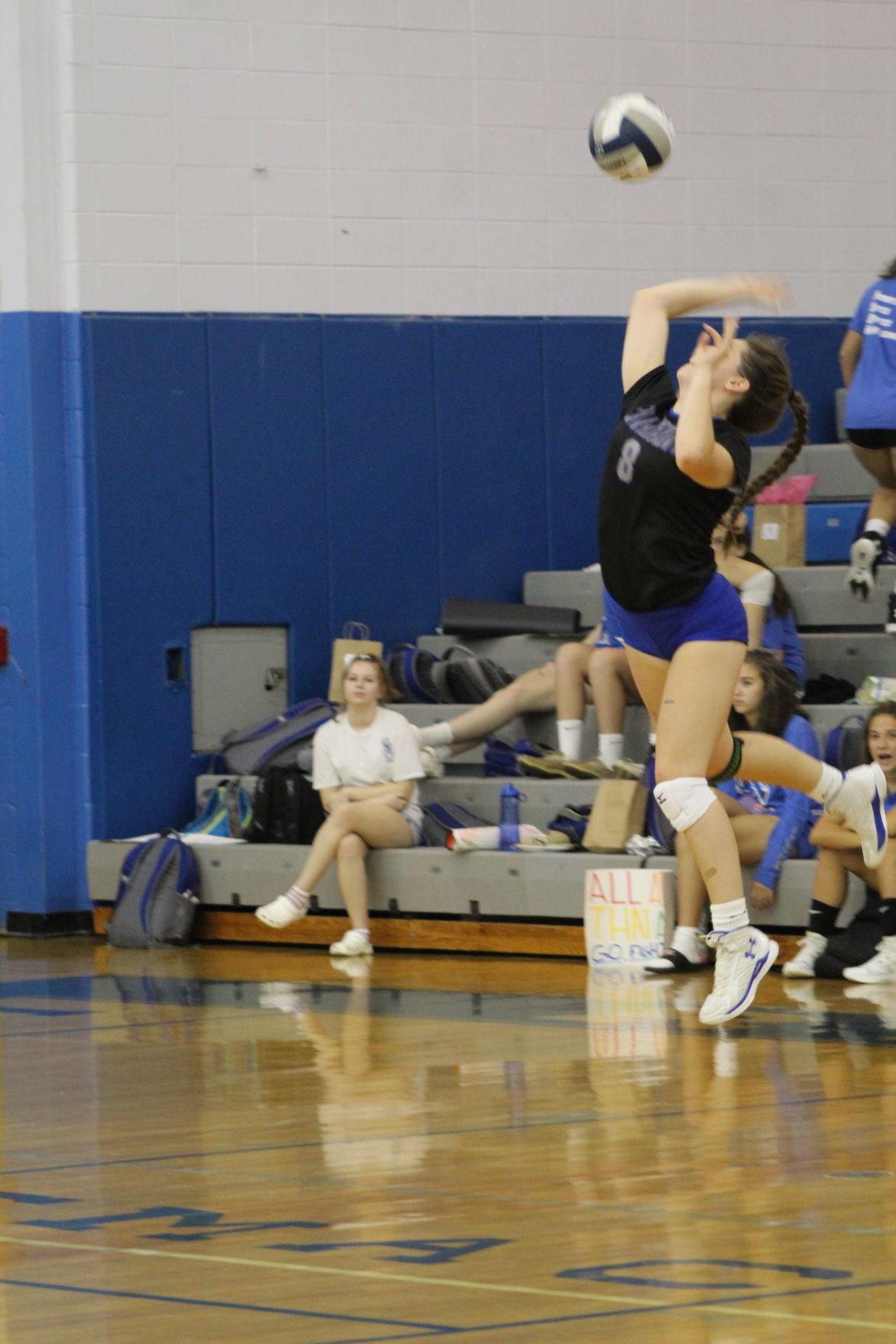 Jenna Kline (Leonardtown volleyball)