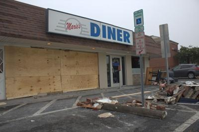 Marie's Diner to begin reconstruction as soon as Friday