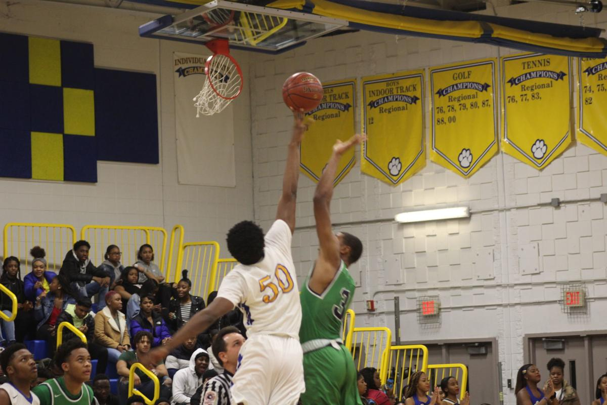 Jacory Wilkes (Thomas Stone boys basketball), Max Brooks (St. Charles)