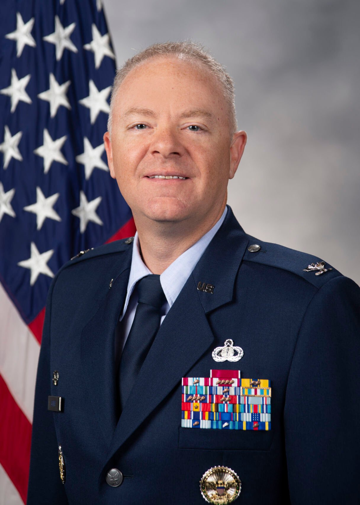 Col. Tyler Schaff