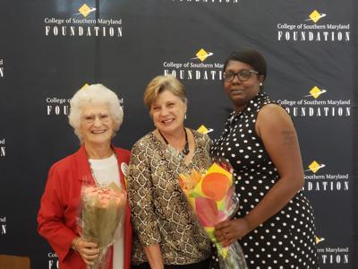 'Thanks Mom': Alvey family ceremony surprises with CSM scholarship announcement