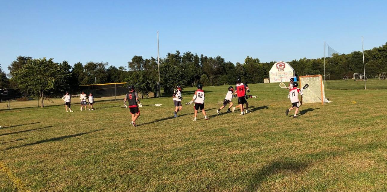 St. Mary's County students return to practices