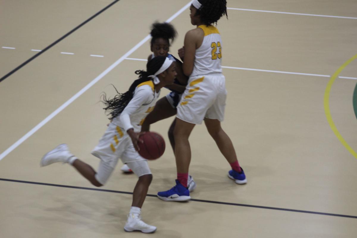 Amaya Yancey (CSM women's basketball)