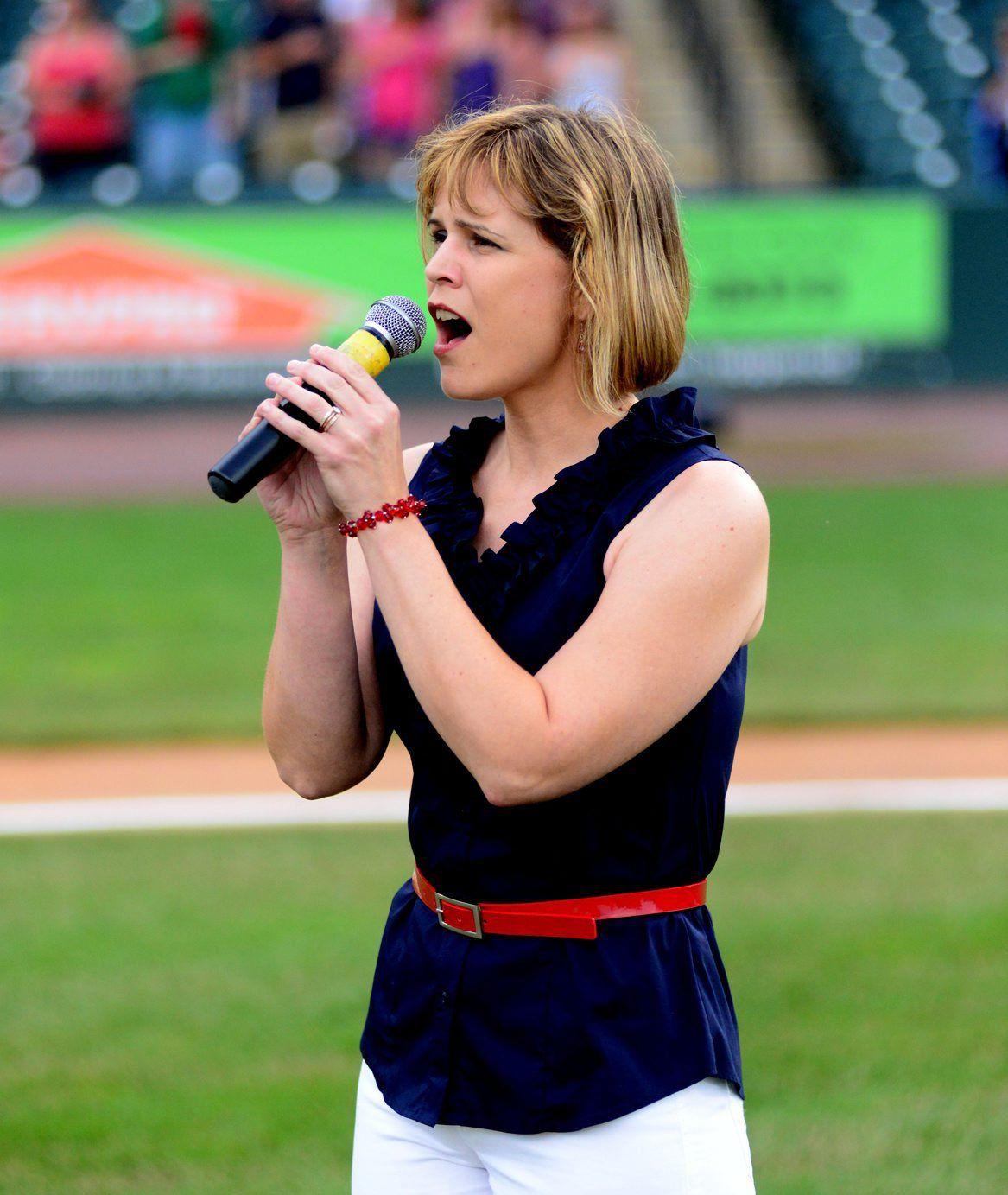 Local woman releases folk Christian album 'All I Need'