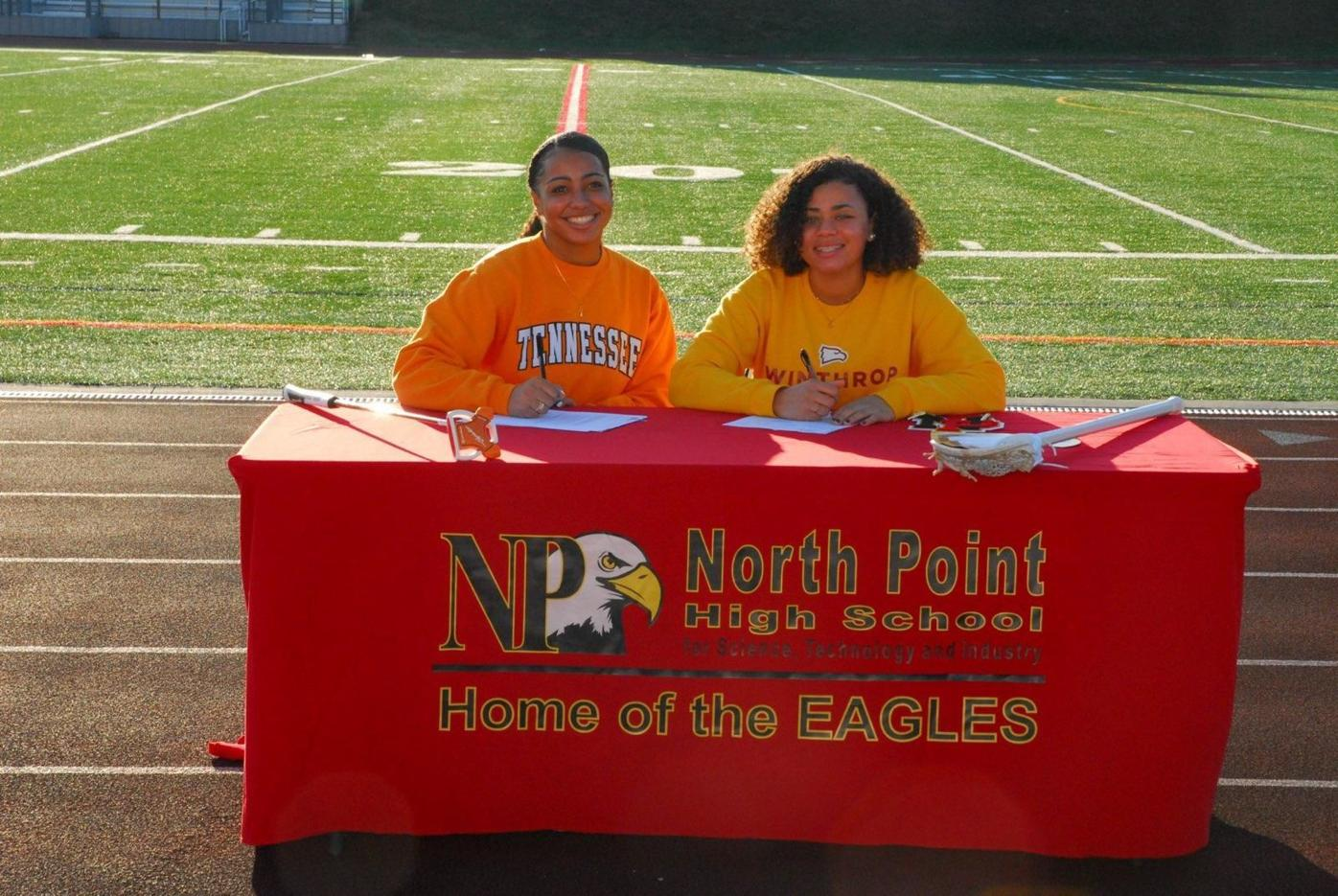 Charles County busy on signing day