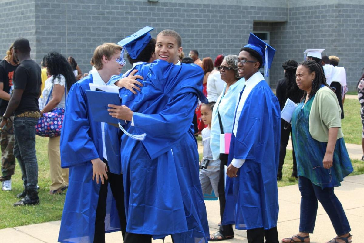 Lackey celebrates class of 2019