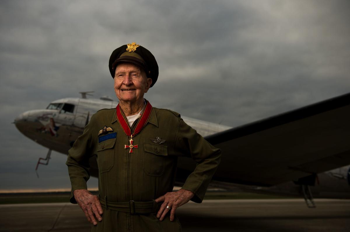 Royal Air Force Museum American Foundation honors Berlin Airlift veterans