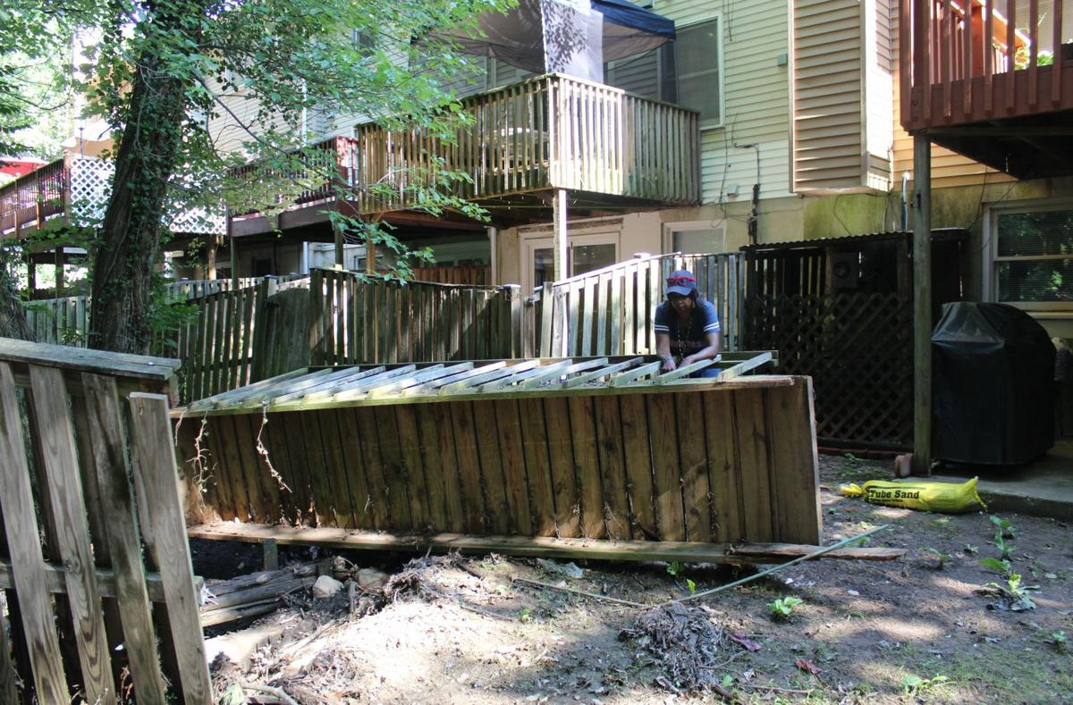 Acton Village residents meet with county over flooding concerns