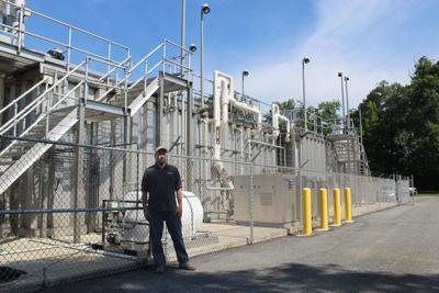 MES builds chemical-free treatment plant