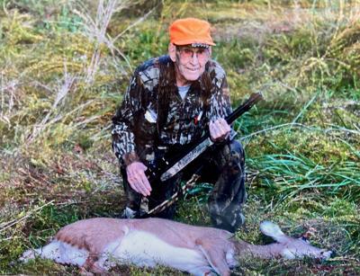 A hunter at heart