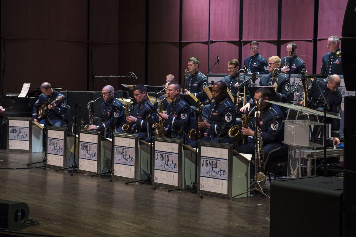 Airmen of Note represent at Jazz Heritage Series