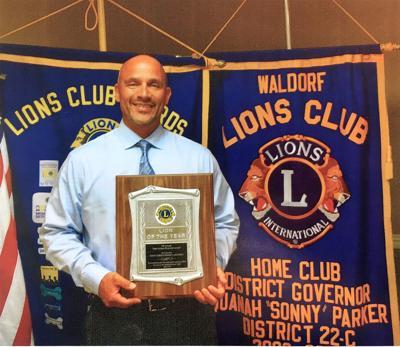 Alvarez named Lion of the Year