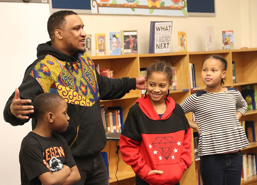 Middleton students learn importance of voting