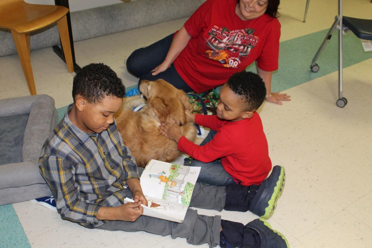 Barking for a read