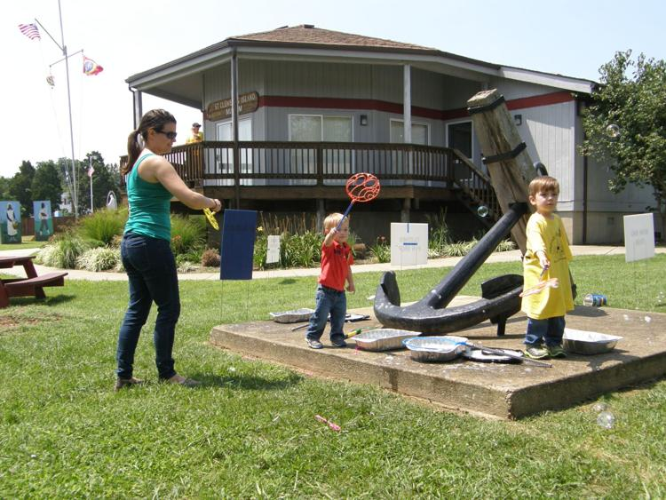 Children's Day at St. Clement's Island Museum