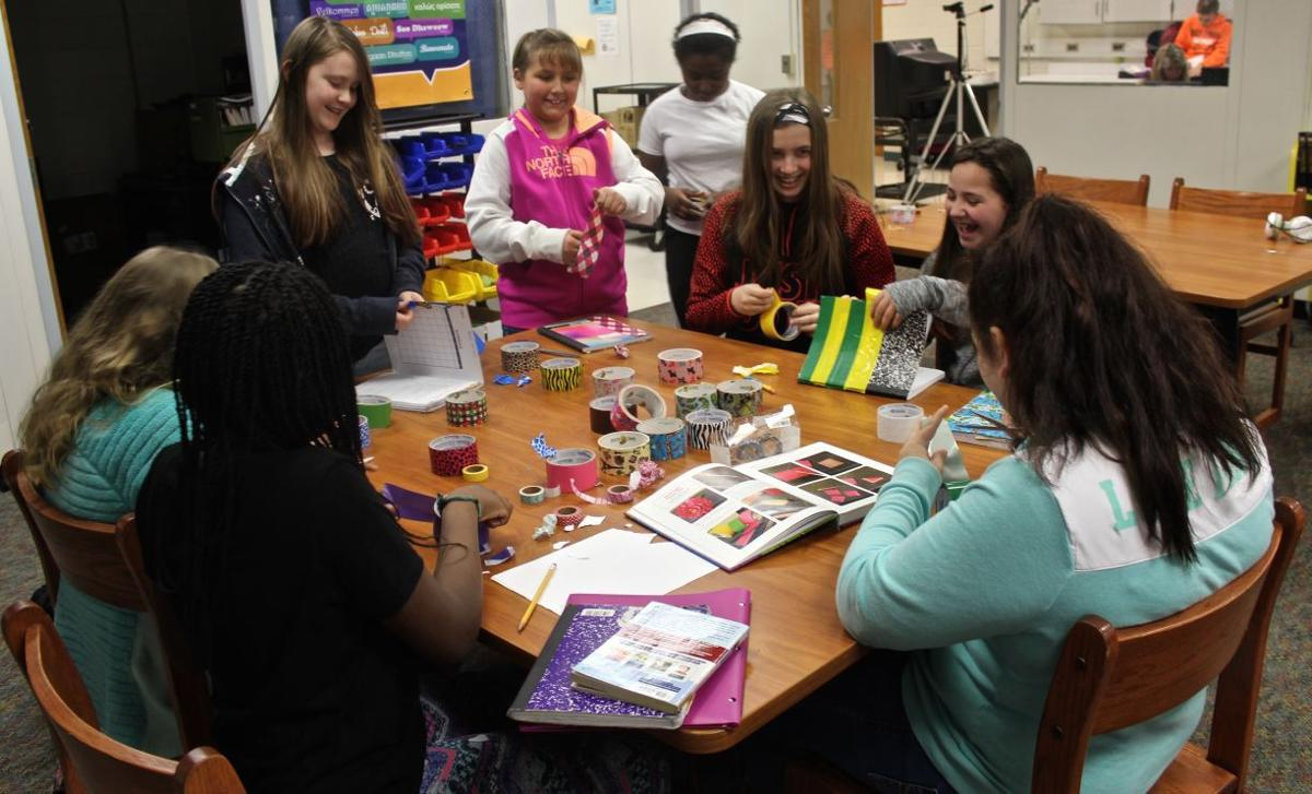 Makerspaces implemented at every Calvert school