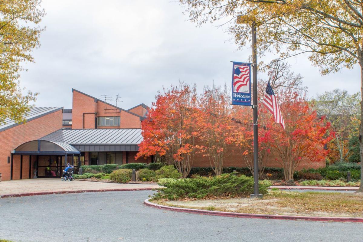 Two veteran home residents test positive for virus
