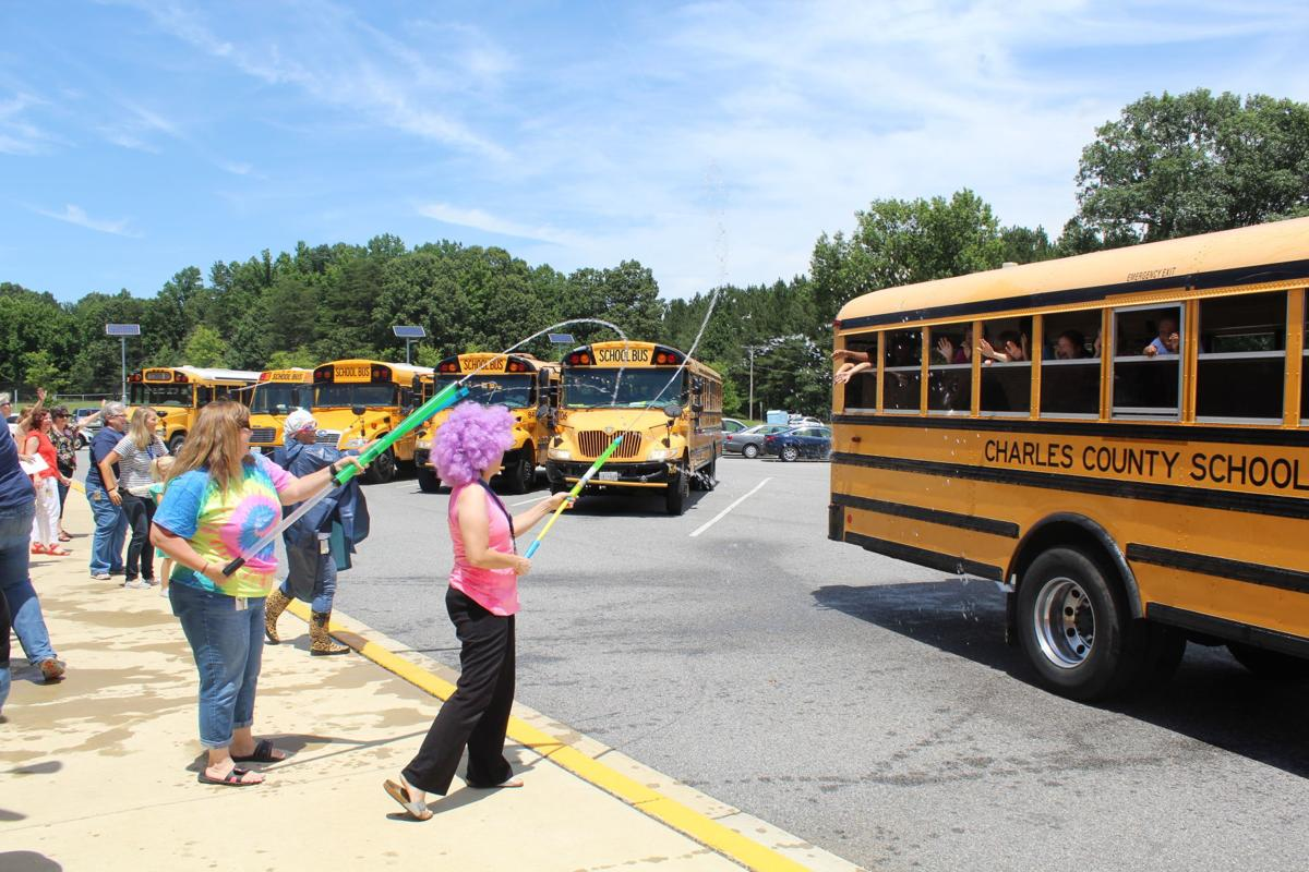 T.C. Martin community celebrates, reflects on end of school year