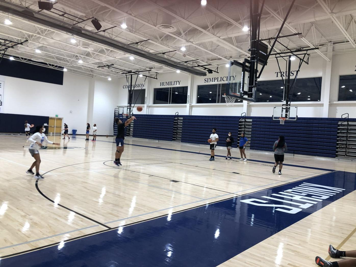 St. Mary's Ryken hoops staying busy