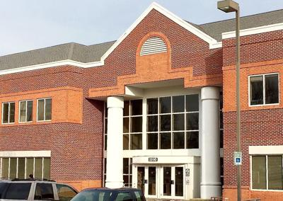 St. Mary's District Court proceedings are conducted at the Carter state office building in Leonardtown.