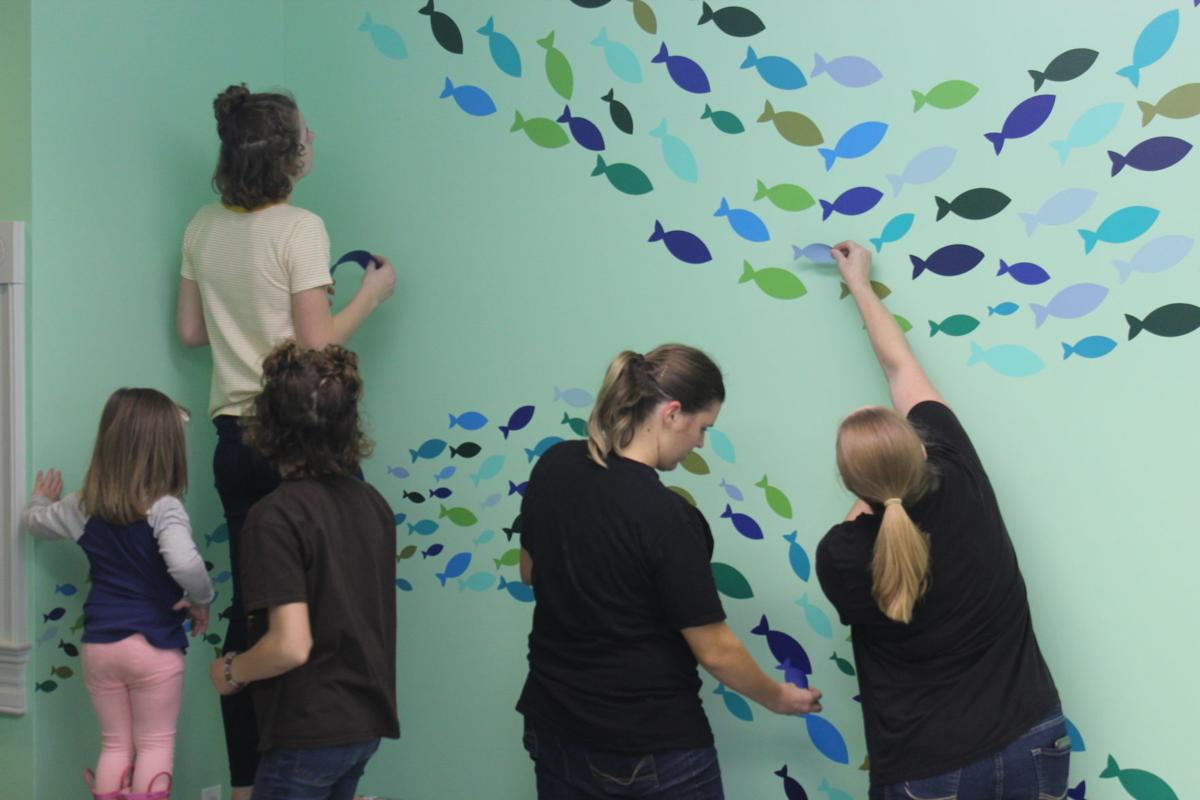 New arts center encourages community's creative side