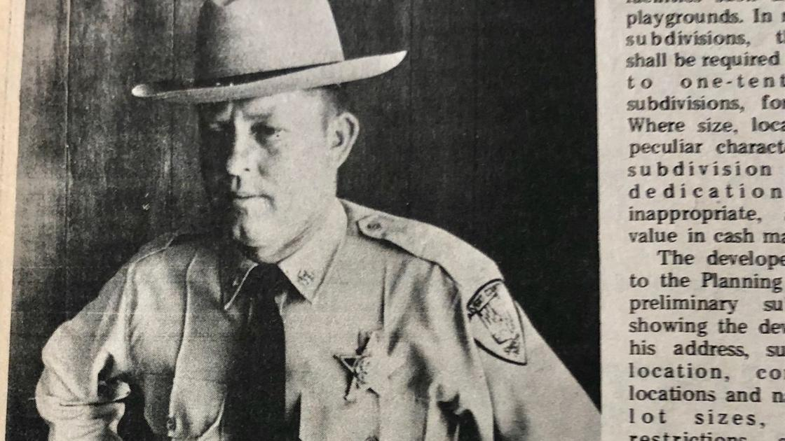 Calvert's law enforcement has grown dramatically over the last half century