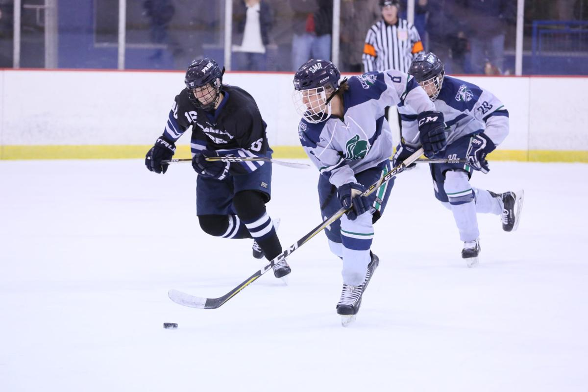 St Mary S Ryken Ice Hockey Slips Up Against Delaware Prep News