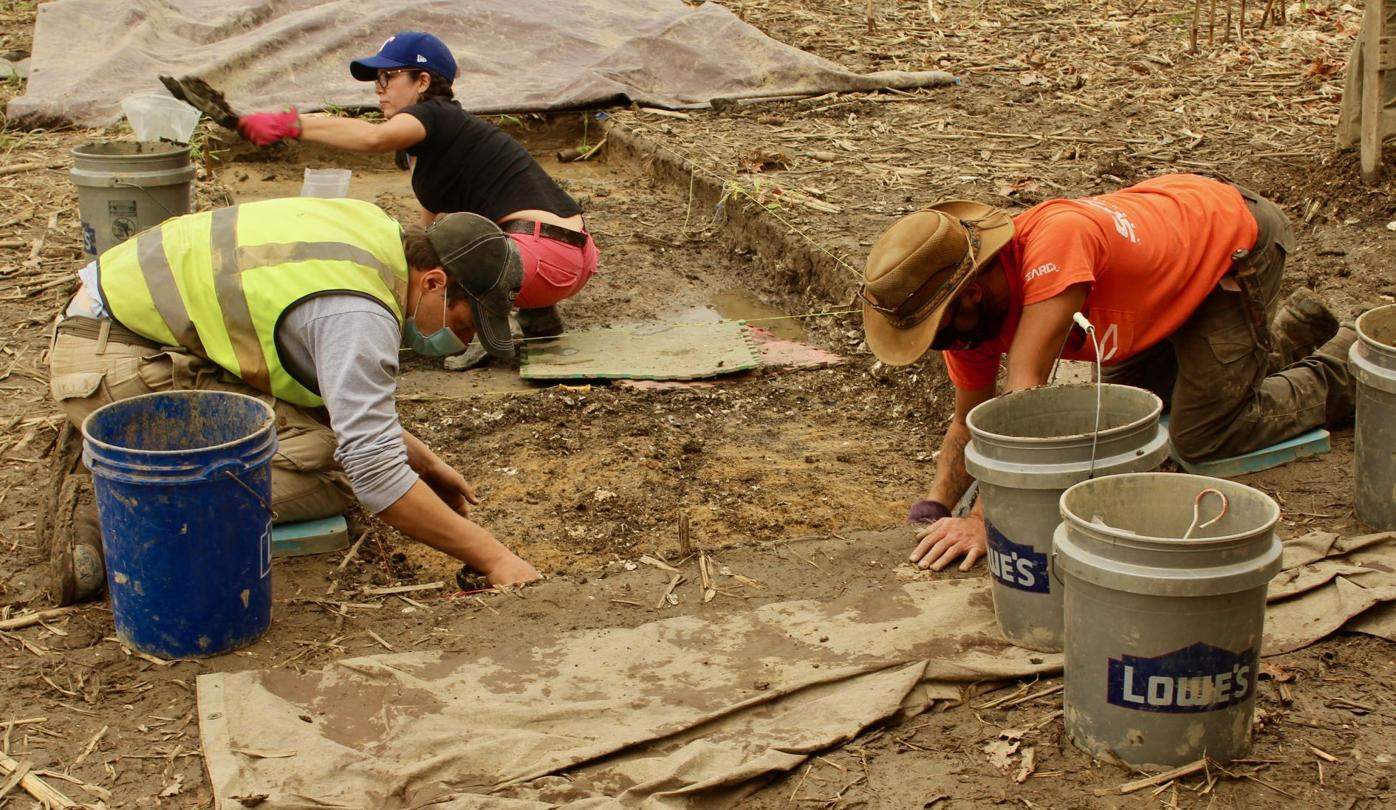 Digging up artifacts 2