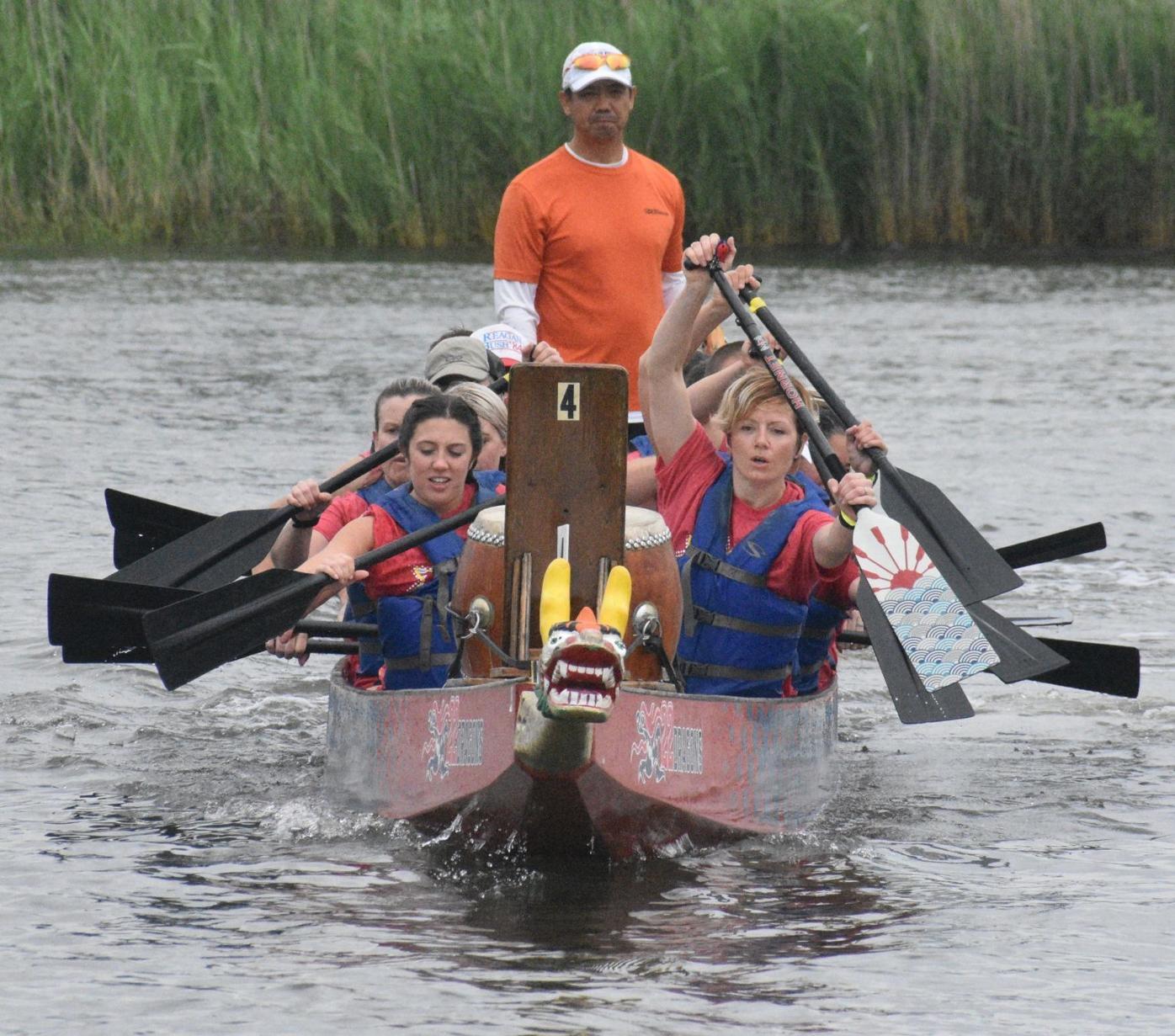 Worth paddling for