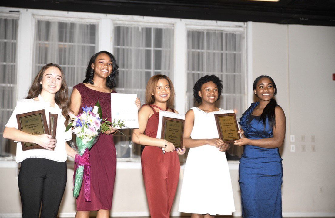 Distinguished Young Women of Charles County recognized