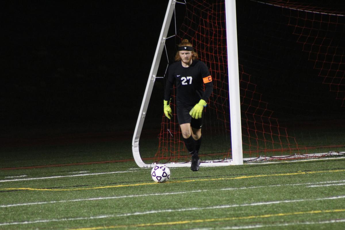 Nick Meadows (La Plata boys soccer)