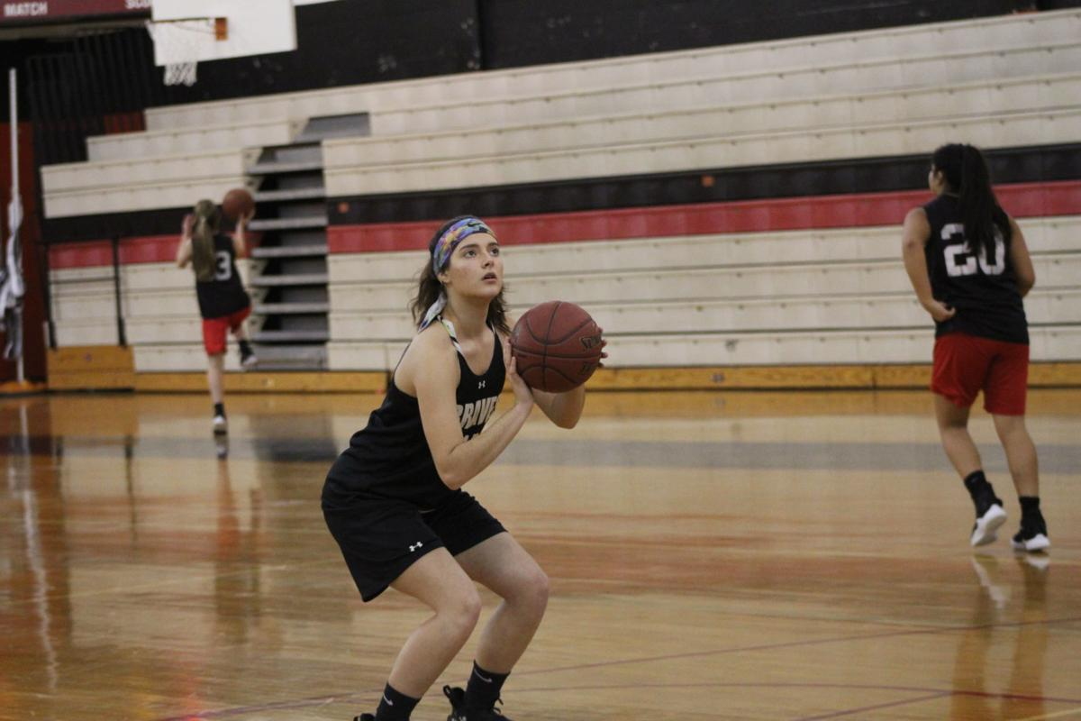 Katelynn Perrotta (Chopticon girls basketball)