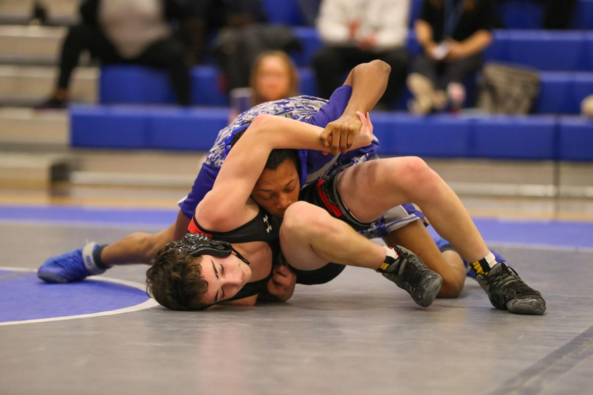 Parris Blake (Lackey wrestling), Payton Cooney (Chopticon)
