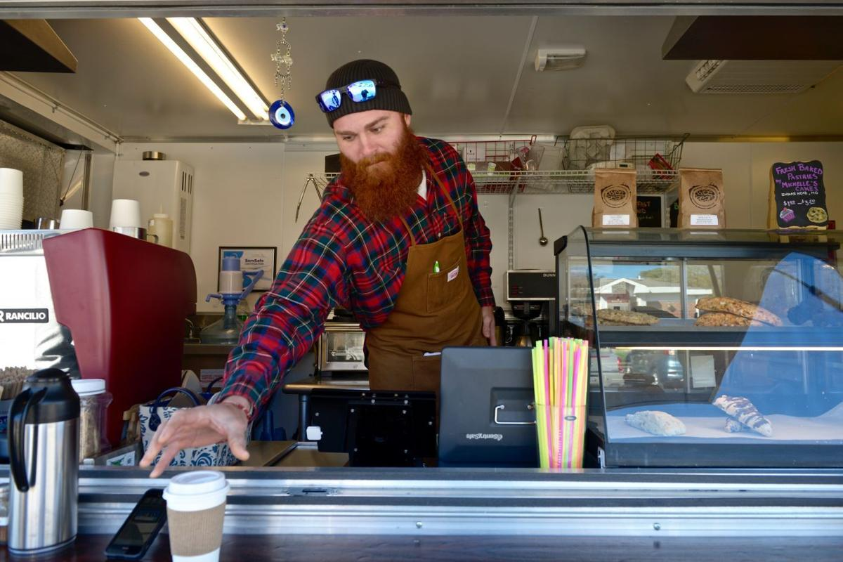 Food Trucks Bring Coffee And Southern Maryland Cuisine To