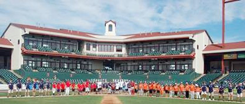 Battle Of The Beltway Played At Regency Furniture Stadium