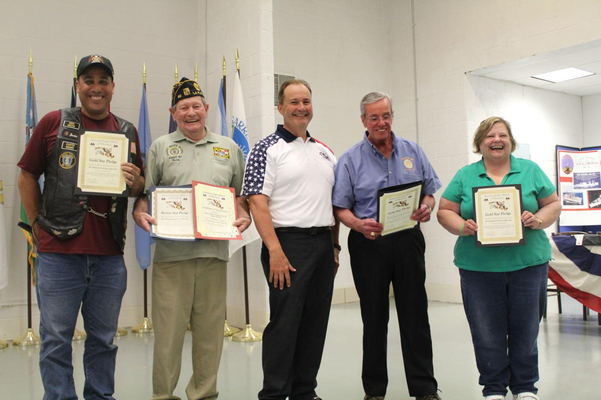 La Plata American Legion Post 82 lends helping hand with charity ride